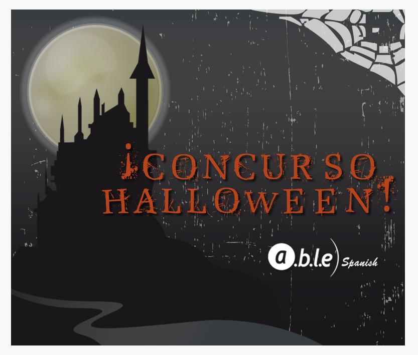Halloween-Concurso